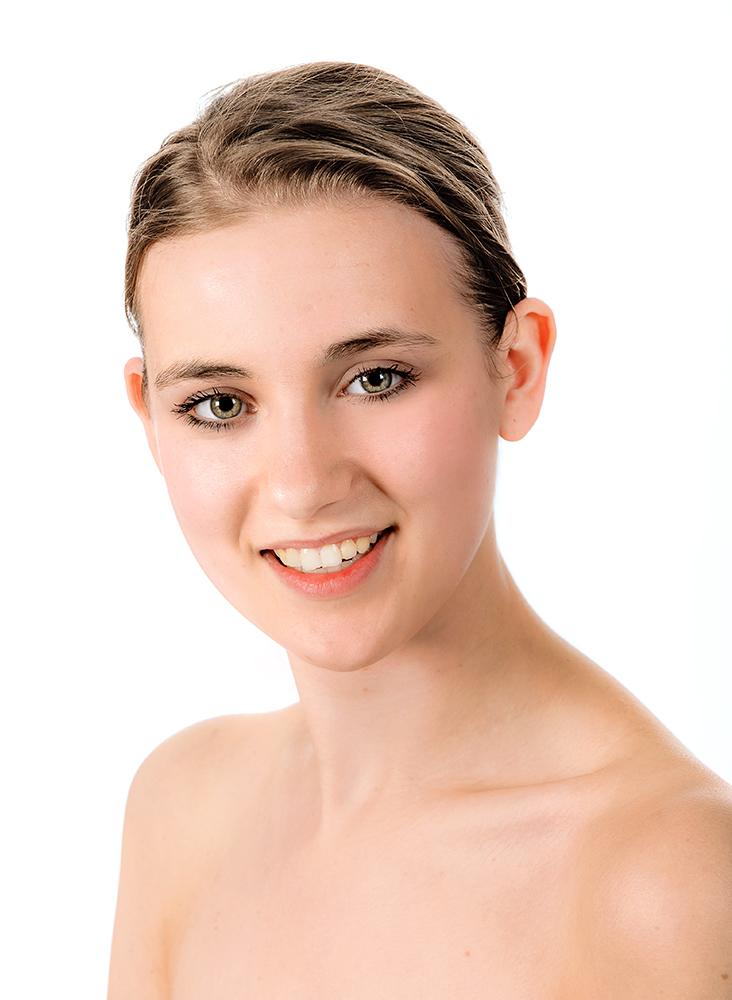dancer headshot photographer