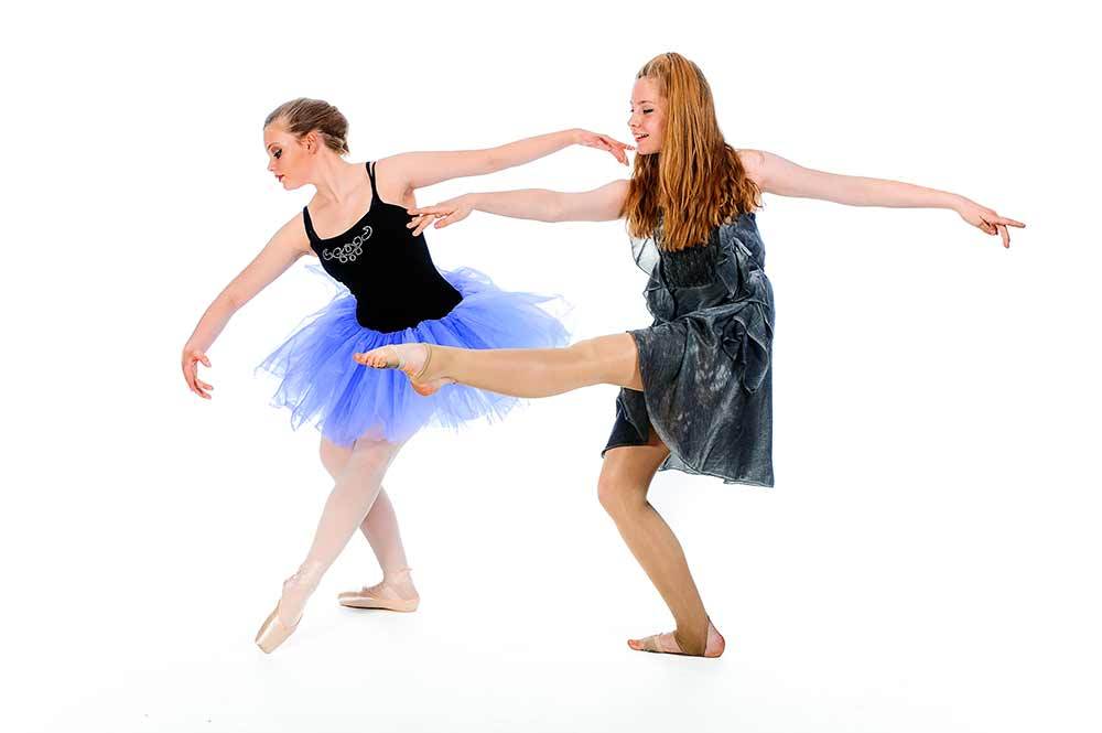 ballet and contemporary dance photographer