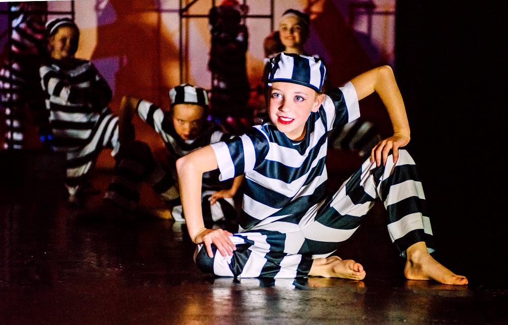 dance school show photographer
