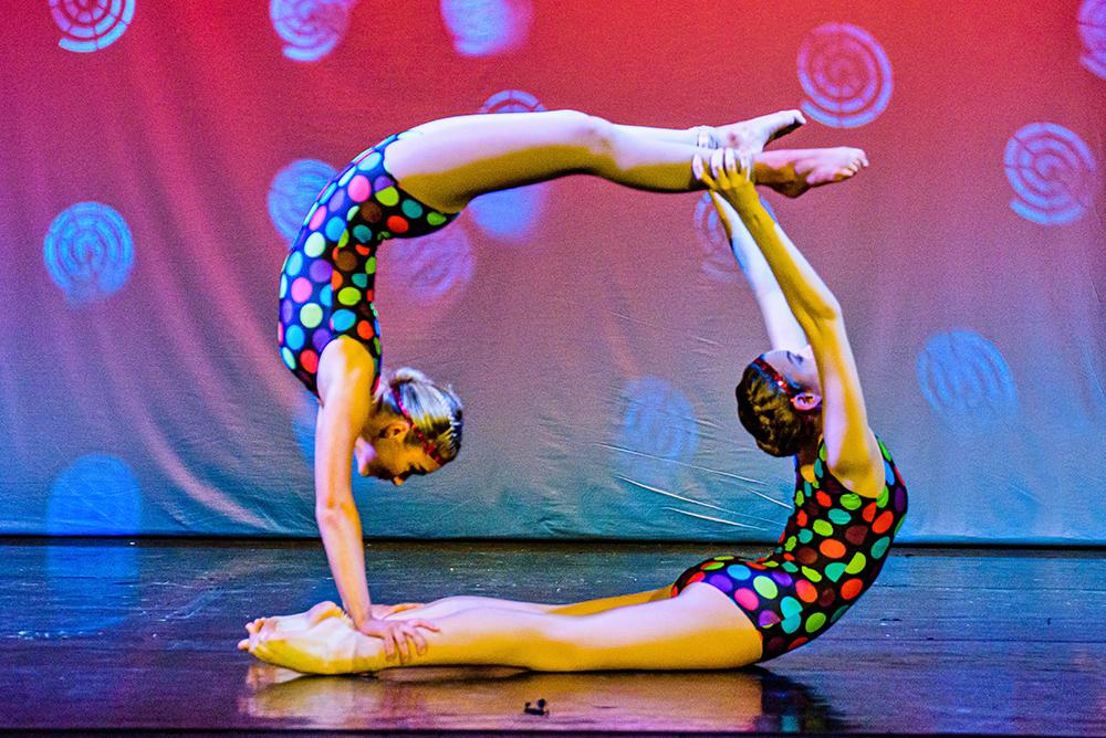 acro dance show