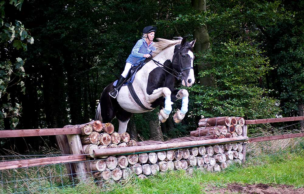 cross country eventing