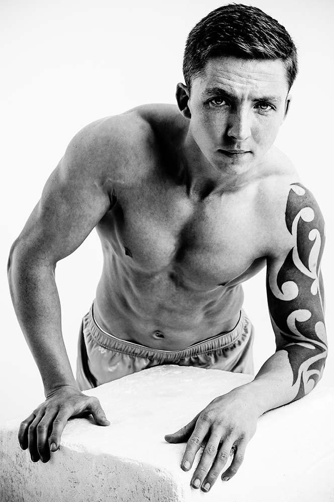 sports model portfolio photographer