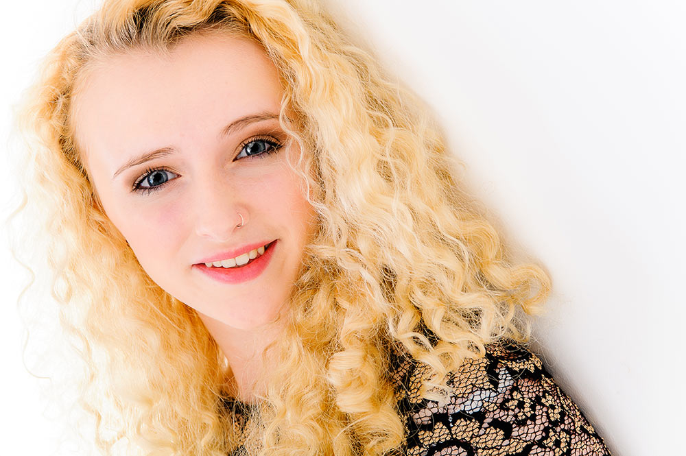 teenager seniors portrait photographer